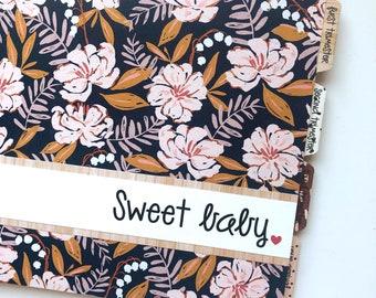 Pregnancy Journal Gender Neutral * Pregnancy Memory Book * Pregnancy Gift * Pregnancy Book * Pregnancy Planner * Expecting Mom * FLORAL