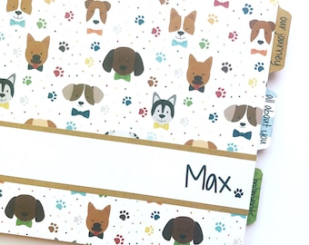 New Dog Gift * Puppy Memory Book * Dog Scrapbook * Puppy Journal * New Puppy Gift * Dog Book * Puppy Keepsake * Pet Memory Book * Puppy Gift