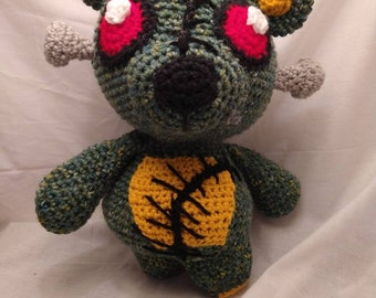 Zombie teddy bear, Made to Order