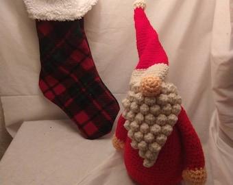 Christmas gnome Santa, Santa gnome