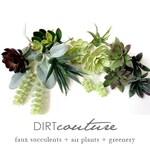Artificial Succulents, collection, faux succulent collection, succulent plants, succulent cuttings, succulent terrarium, succulent planter