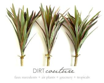 Cordyline, Dracena, Yucca, artificial, house plant, patterned plant, tropical plant, Dracena stem, tropical decor