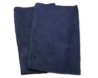 Navy- Microfiber Reusable Pad Refill compatible with Sweeper- Set of 2 (Inv #14012)