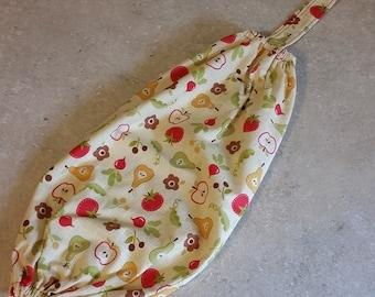 Veggies- Grocery Bag Dispenser- Plastic Bag Holder (Inv #7023)