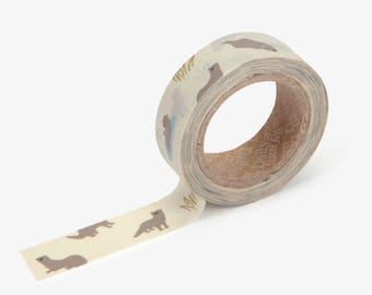 94 Otter Washi tape -craft supplies- scrapbooking-planner stickers- erin condren-Love My Tapes-Dailylike