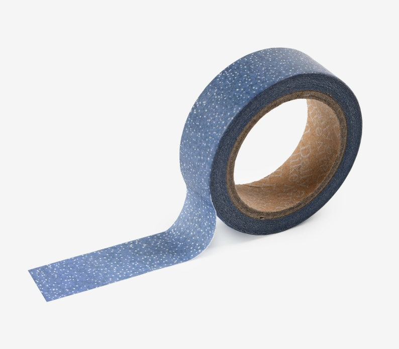144 Star Light Washi Tape  Craft Supplies  Scrapbooking  image 0