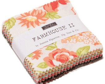 Moda Farmhouse 20250PP Charm Pack Patchwork//Quilting