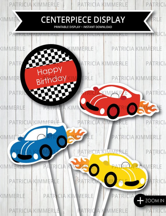 picture relating to Printable Racing Cars named Centerpiece Printable, Cars and trucks, Race Motor vehicle Get together,Racing Club,Car or truck Race, Motorsports, Race Automobile Driver, Birthday, Decorations, Fast Down load
