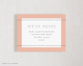 Moving Announcements // We've Moved