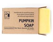 Pumpkin Soap - Dry Skin Soap, All Natural Soap, Homemade Soap, Cold Process Soap, Vegan Soap, Unscented Soap