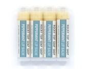 Peppermint Lip Balm - Vegan Lip Balm, Natural Lip Balm, Gifts for Her, Gifts for Men, Chapstick, Lip Moisturizer, Gift Ideas