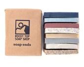 Soap Sampler - Soap Sample Set, Soap Sample Pack, Unscented Soap, Soap Sampler, Soap Sampler Set, Soap Sampler Pack, Soap for Men