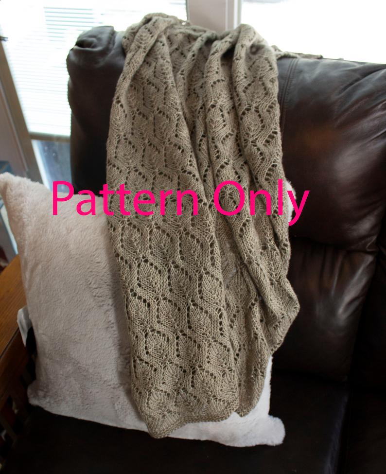 Leaf Baby Blanket image 0
