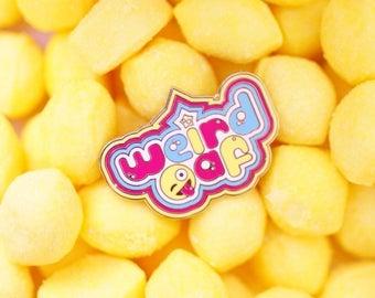 Weirdaf pin