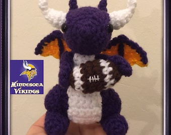 Customised American Football Dragon - Made to Order