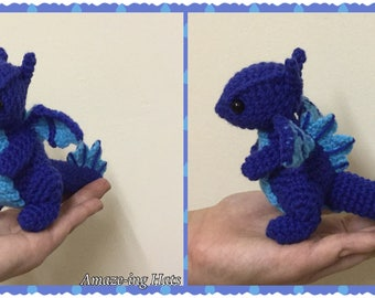 Water Dragon - Made to Order