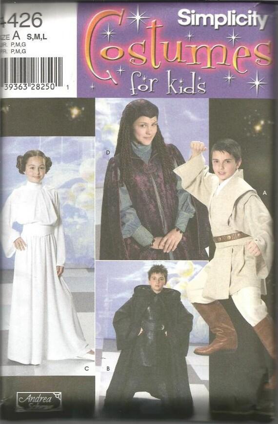 Star Wars Kostüme für Kinder Anakin Luke Skywalker Prinzessin | Etsy