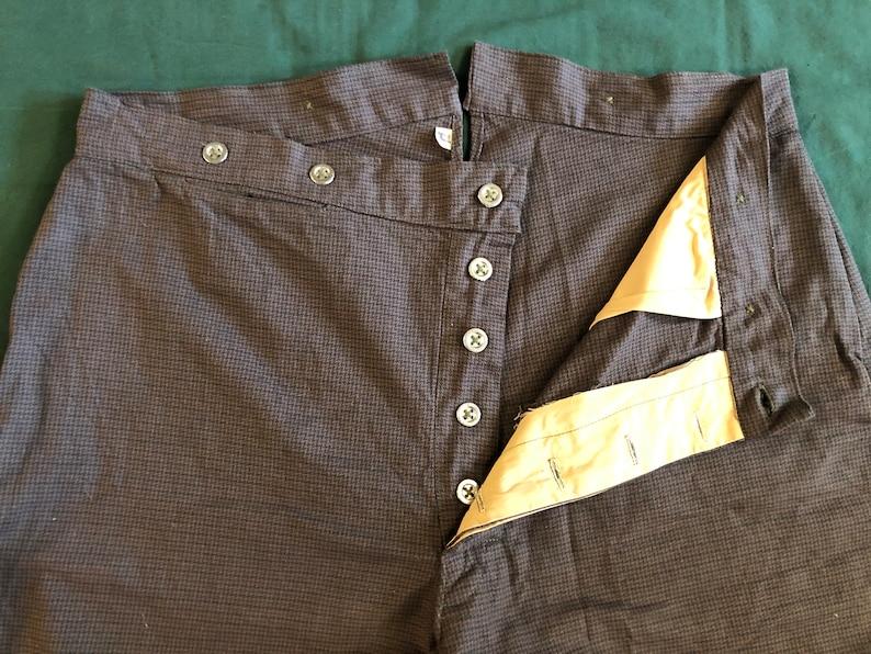 Men's Steampunk Pants & Trousers 42