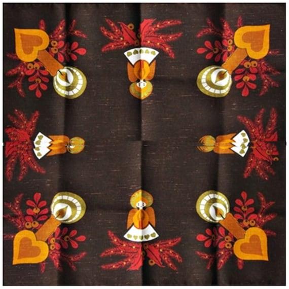 German Christmas Folk Art Tabletopper/ 30