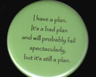This Button Has A Plan
