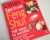 Feng Shui Great Book by Lillian Too quot Easy-to-Use FENG SHUI 168 Ways to Success quot