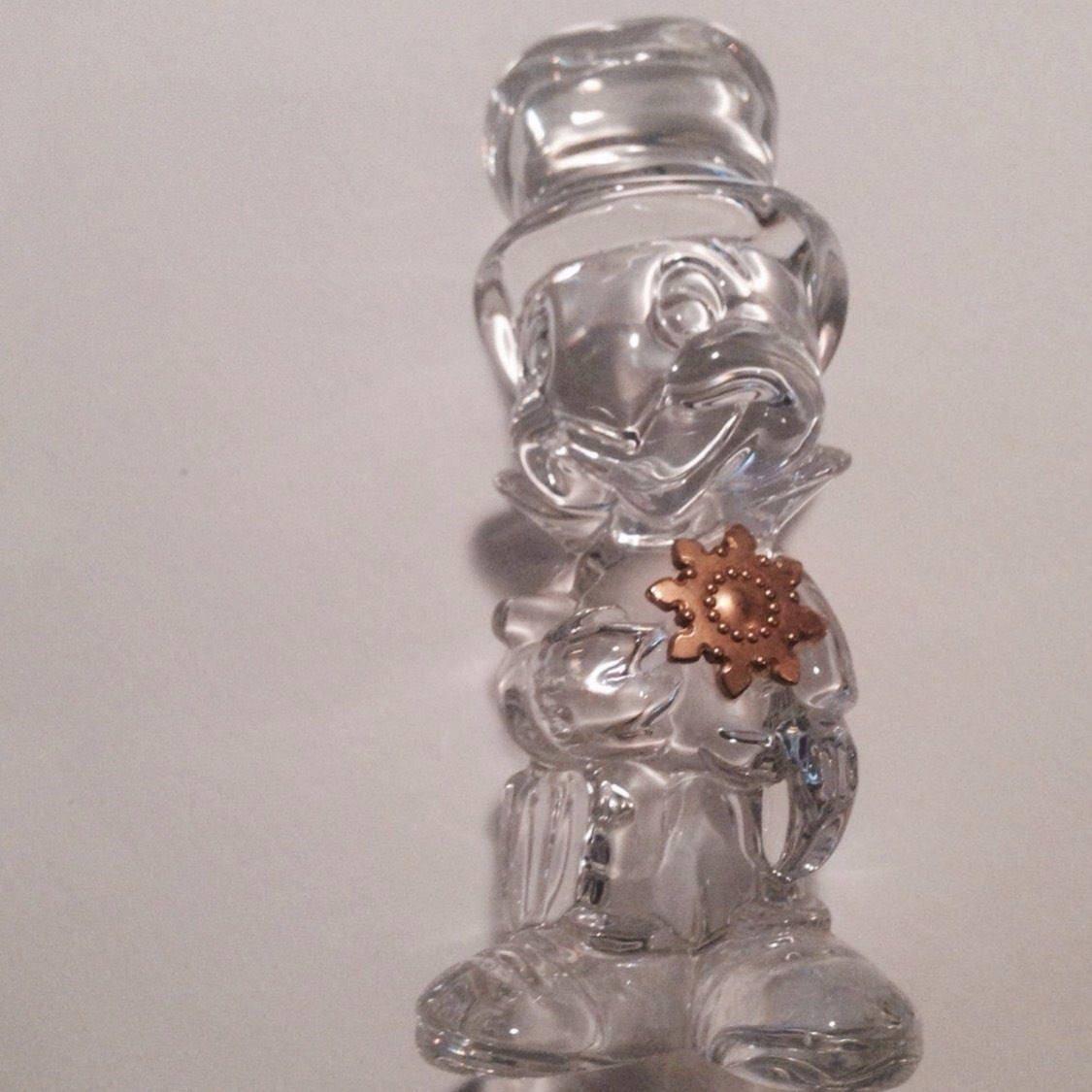 9a8262012f2bf9 JIMINY CRICKET RARE Crystal Figurine Limited Edition