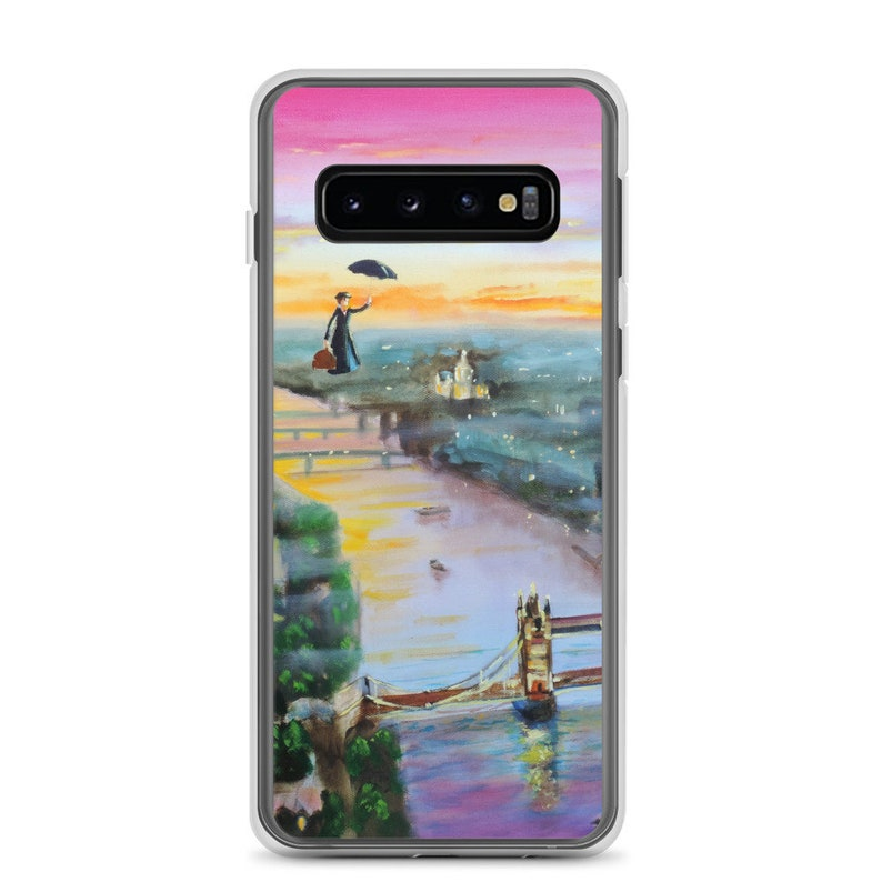 Mary Poppins  up to the highest height Samsung Case