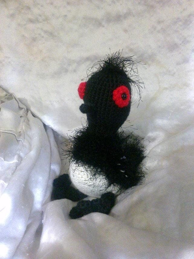 Häkeln Sie Becky Prachttaucher Vogel finden Dory inspiriert | Etsy