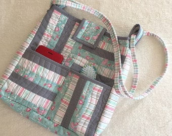 Quilted Purse Pattern - Haul it All Bag #559