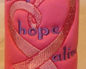 Breast Cancer Can Cozy - Keep Hope Alive