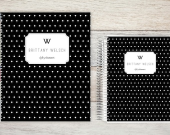 Planner Choose Your Start Month Weekly Planner Hourly Etsy