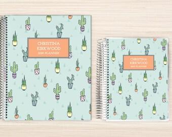 Planner   2018 Planner   Weekly Planner   Hourly Planner   Custom Planner   Personal Planner   Life Planner   Planners    cactus