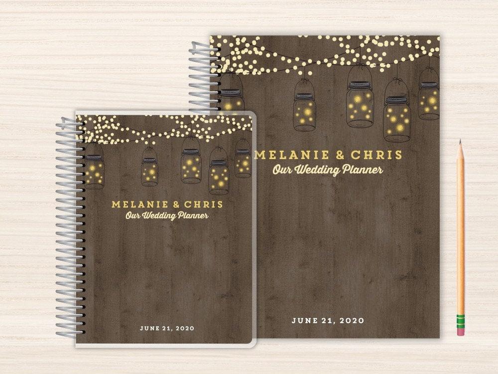 Gifts For Wedding Planners: Custom Wedding Planner Wedding Planner Organizer