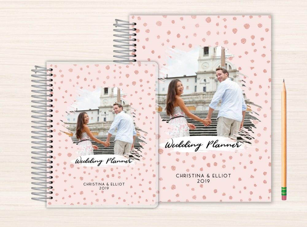 Custom Wedding Planner Wedding Book Wedding Planning Guide   Etsy