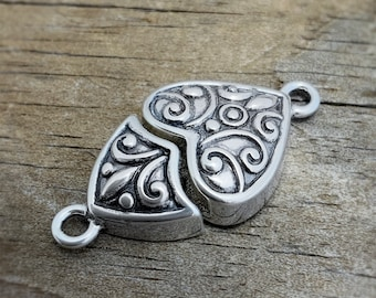 Sterling Silver Magnetic Clasp Savannah Jewelry Supply Jewelry Findings