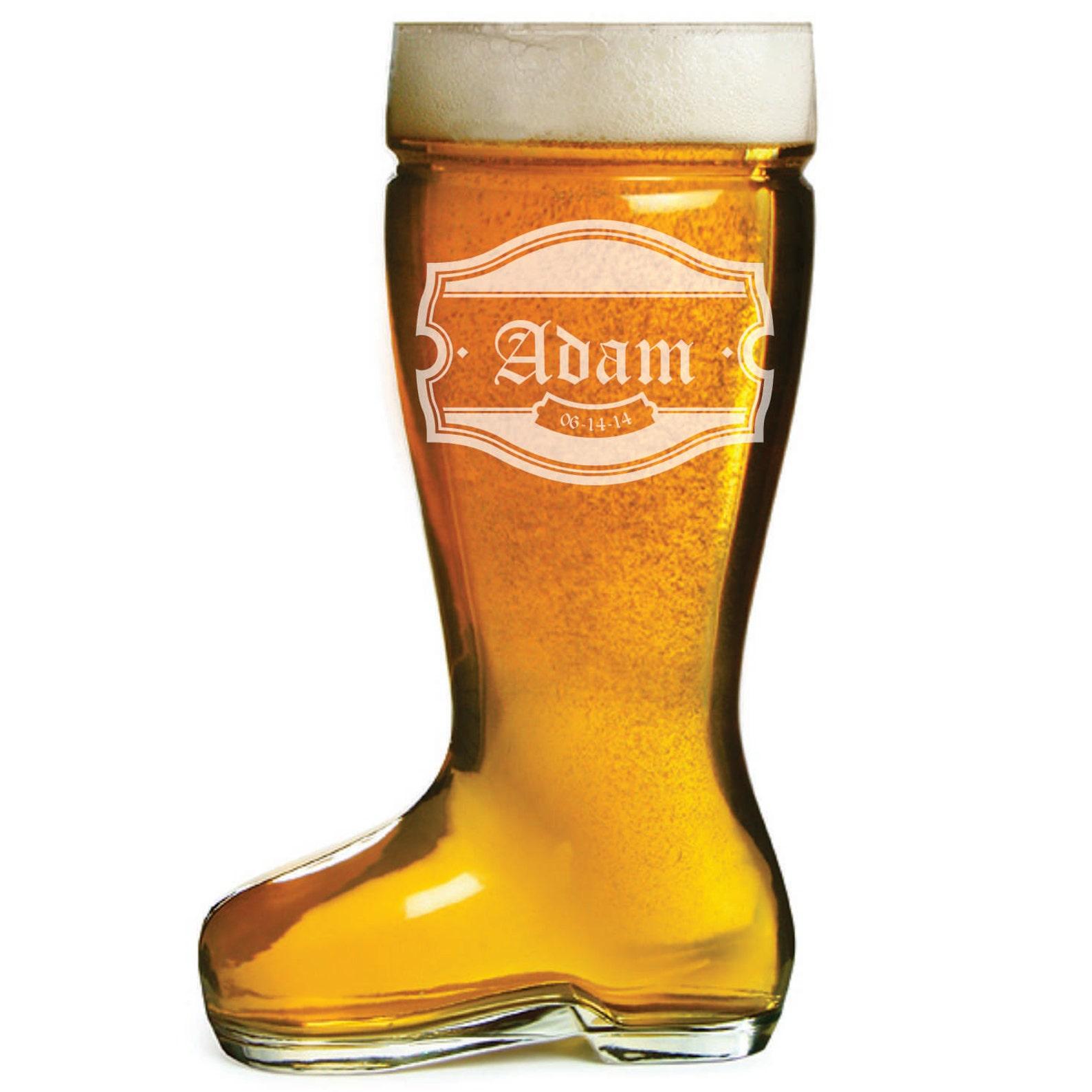 Custom Beer Boot