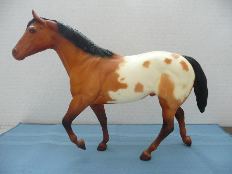 Breyer Stock Horse Stallion Bay Blanket Appaloosa No  232, Breyer Plastic  Horse Figurine