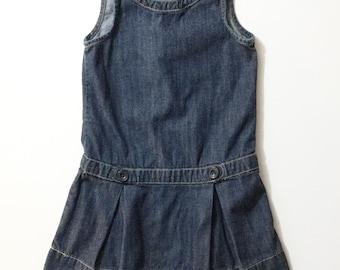 0fd7128fc80 Girls denim dress
