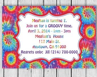 60s Birthday Invitation, 60s Invitation, 60s Birthday party, 60s invites, 60s invitations, 60s party, 60s party invitation,60s party invites