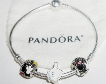 Chakra Colors Elephant Authentic Jared Pandora Bracelet Etsy