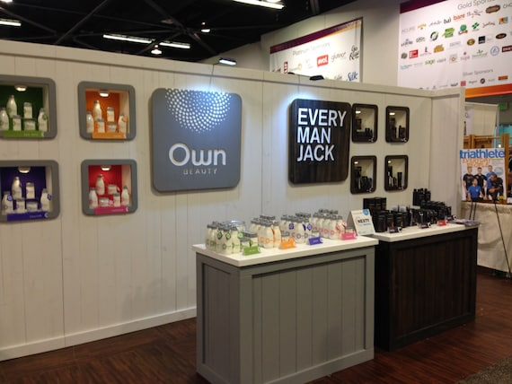 Trade Show Booth Walls : Trade show custom portable wall with shadow box displays and etsy