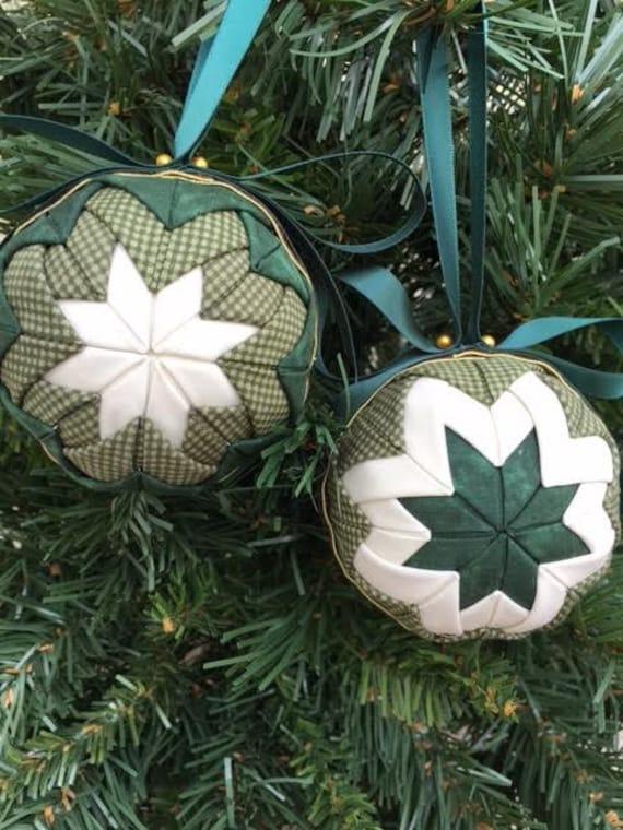 Komplett ohne Nähen Ball Kit Weihnachtsschmuck | Etsy