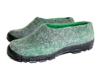 OUTDOOR felt shoes