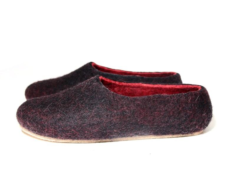 81cbe148446068 Ladies Slippers Felt Loafers women LDR Gift Valentines