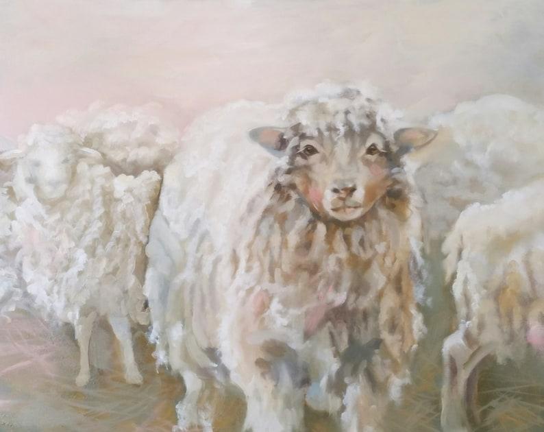 Shabby Sheep image 0