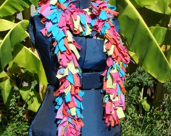 Multicolored Scarf - Fraggle
