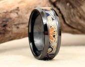 Chiyogami Verdant Ring