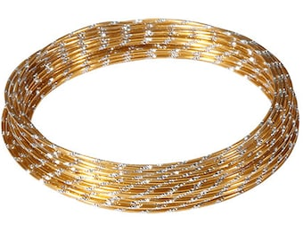 Gold Diamond Wire