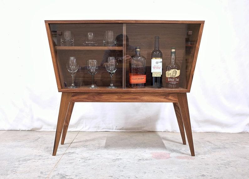 Custom Liquor Cabinet