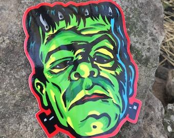 Another Frankenstein sticker